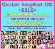 Creative Jumpstart Sale!