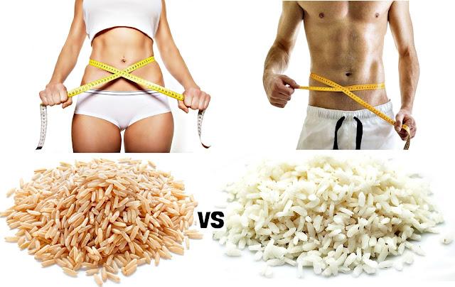 Los alimentos del tipo integral como el arroz no te ayudan a adelgazar