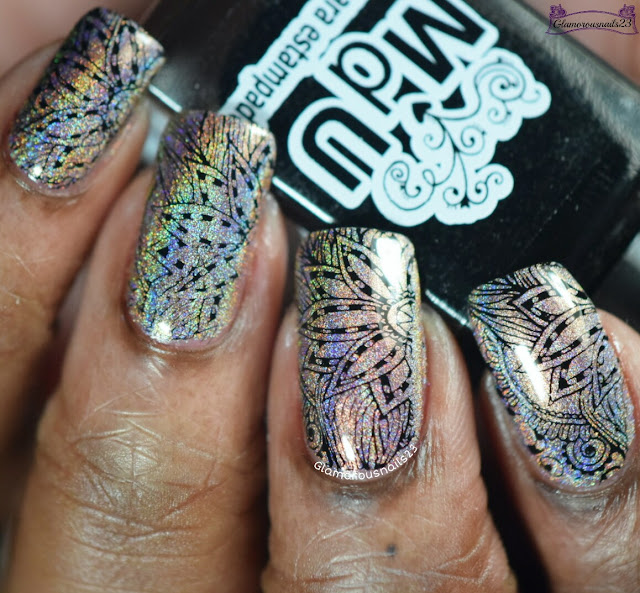 Stamping Over Blonde Ambition