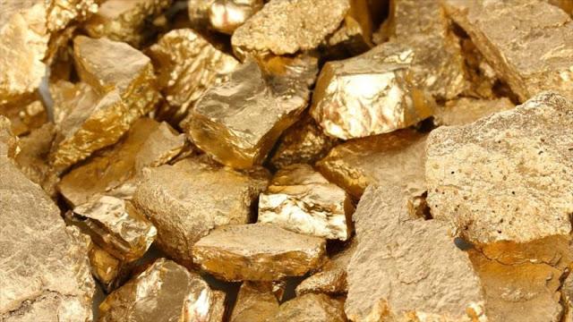China descubre su mayor mina de oro de más de €20.000 millones