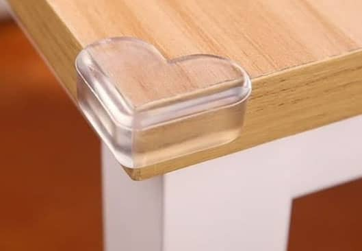 pelindung sudut perabotan rumah agar si kecil tidak terluka