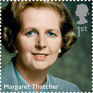 Great Britain Prime Minister Margaret Thatcher