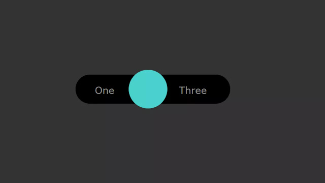 CSS Animated Switch Buttons