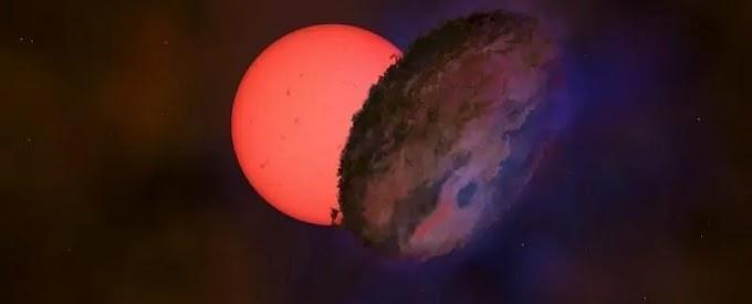 Ανακαλύφθηκε γιγάντιο άστρο στον γαλαξία μας που «αναβοσβήνει»