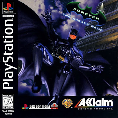 descargar batman forever the arcade game psx mega