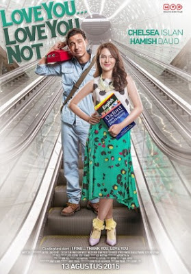 Download Film Love You Love You Not (2015) WEBDL