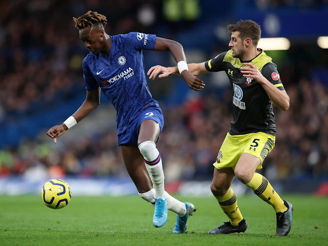 We are not playing like Chelsea - Frank statement from Frank Lampard, Frank Lampard not happy with Chelsea loss, Southampton defeat Chelsea at home, Lampard warns Chelsea flop, 19 year old Micheal Obafemi silenced Stamford Bridge
