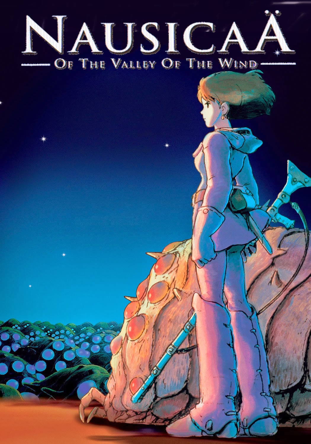 Watch Nausicaa of the Valley of the Wind (1984) Online For Free Full Movie English Stream