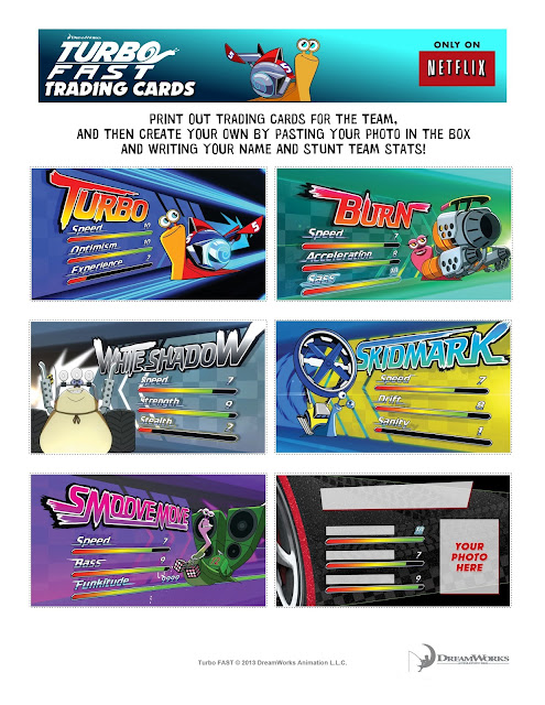 Turbo Fast Trading Cards