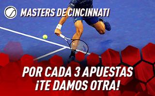 sportium Promo Masters de Cincinnati 12-18 agosto 2019