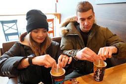 Alexandr Kudlay dan Viktoria Pustovitova, Pasangan Kekasih di Ukraina Sepakat Borgol Tangan Bersama
