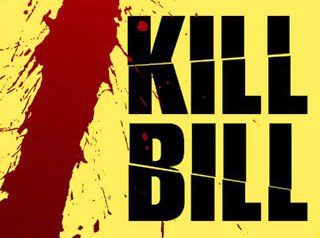 Letras: Kill Bill - 2003