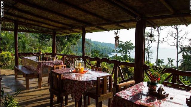 شبه جزيرة أوسا، كوستاريكا