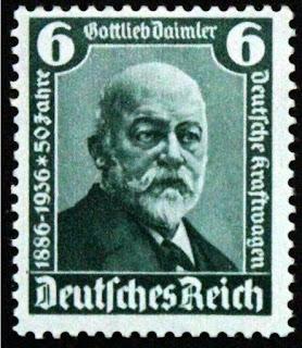 Gottlieb Daimler German Reich