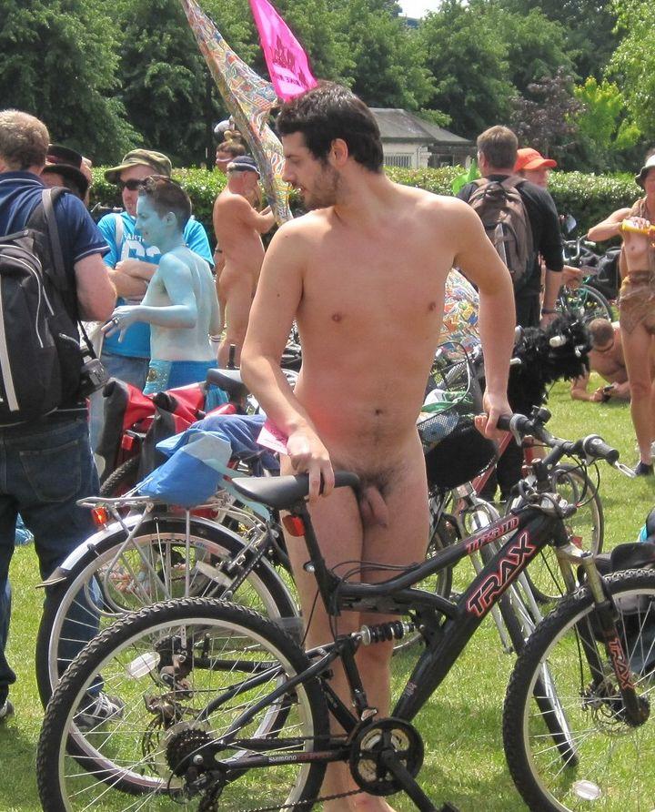 Naked Biker Guys