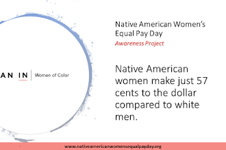 Graphics: Stats on Native American Women's Equal Pay