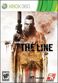 Spec Ops: The Line (X-BOX360) 2012Spec Ops: The Line (X-BOX360) 2012