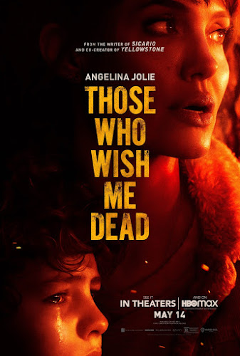 Those Who Wish Me Dead (Web-DL 720p Dual Latino / Ingles) (2021)