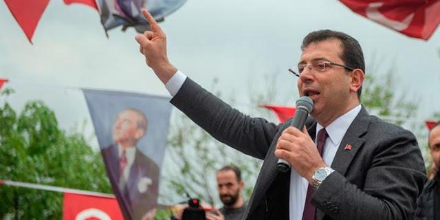 Ερντογάν: Ο Ιμάμογλου δεν μπορεί να γίνει δήμαρχος αν καταδικαστεί για προσβολή ενός κυβερνήτη
