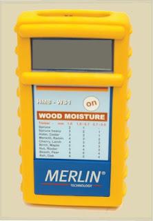 Wood Moisture Meter HM8 WS1 Veneer