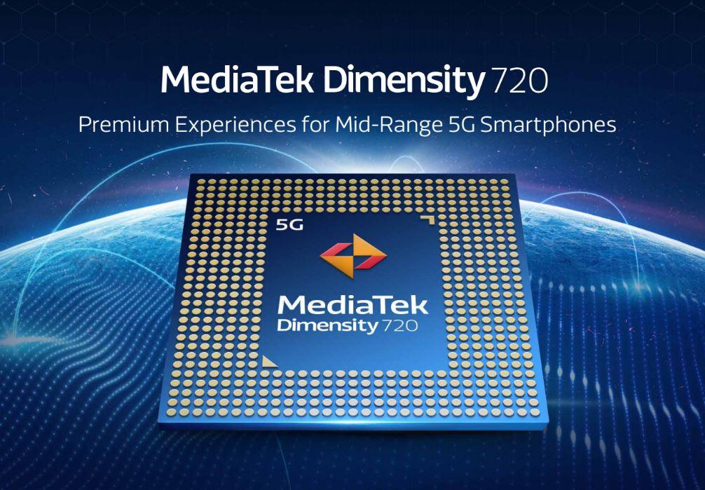MediaTek Dimensity 720 Diluncurkan, Chipset 5G Premium untuk Smartphone Menengah