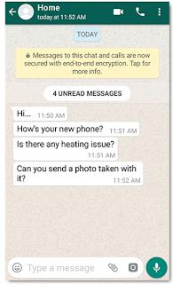 Begini Cara Quote di WhatsApp [Cara Mengutip Pesan WhatsApp], Ini Cara mudahnya