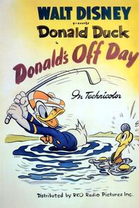 Watch Donald's Off Day Online Free in HD
