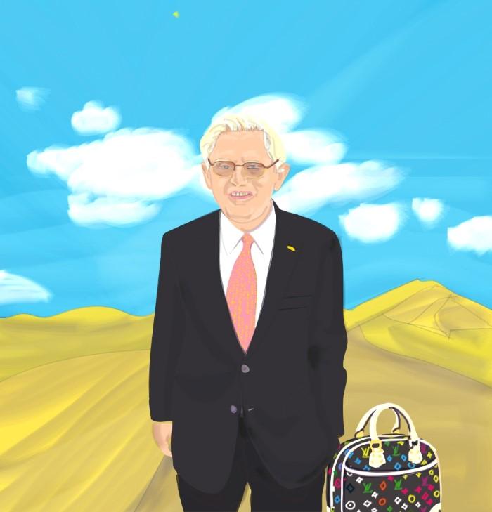 Итальянский художник и иллюстратор. Mario Sughi