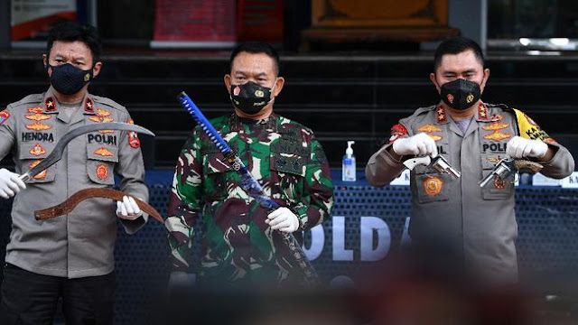 Jenderal yang Pasang Badan Melawan FPI Sekarang Naik Jabatan jadi Pangkostrad
