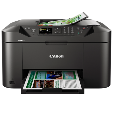 Canon MAXIFY MB2000 Driver Download