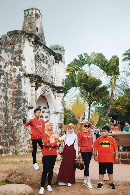 Jalan-Jalan Melaka Dan Tempat Menarik Boleh Dilawati Sekitarnya