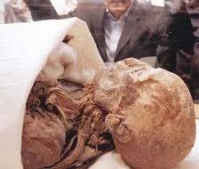 Firavun Hatşepsut'un mumyası