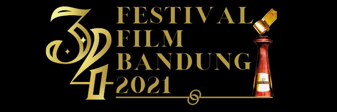 Daftar Lengkap Nominasi Festival Film Bandung Ke-34 Tahun 2021
