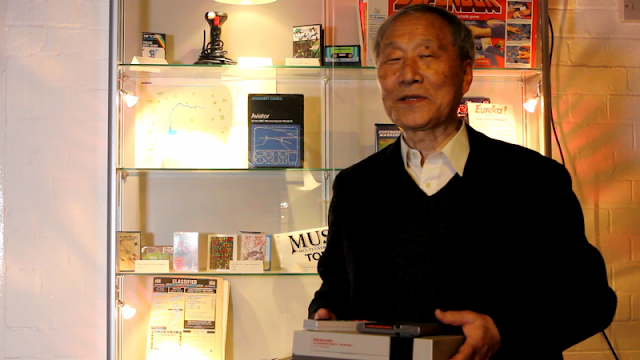 The National Videogame Museum welcomes legendary Nintendo engineer Masayuki Uemura - creator of the NES and SNES - to Sheffield