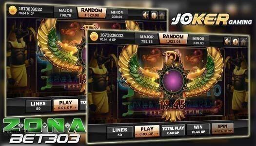 Situs Resmi Joker Slot Online Di Agen Terpercaya
