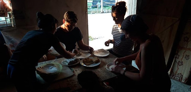 Learn How to Cook Vietnamese Traditional Dishes in Sapa