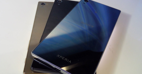 Sony Xperia Premium Z5, the first official 4K screen