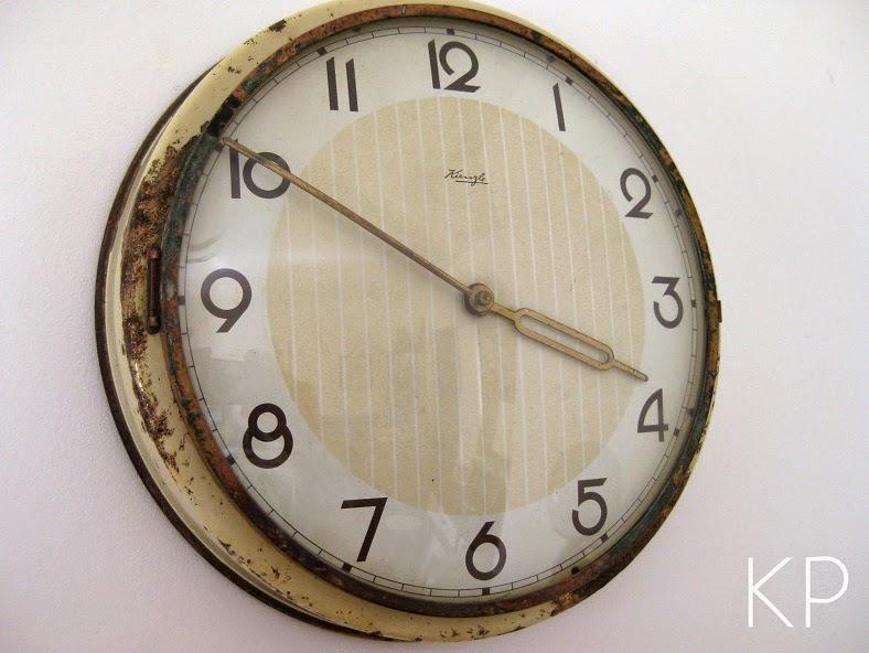 Kp tienda vintage online reloj de pared vintage ref r4 - Comprar decoracion vintage ...