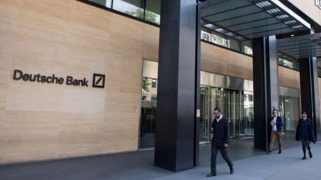 Deutsche Bank cortará 18.000 vagas em reestruturação de 7,4 bi de euros