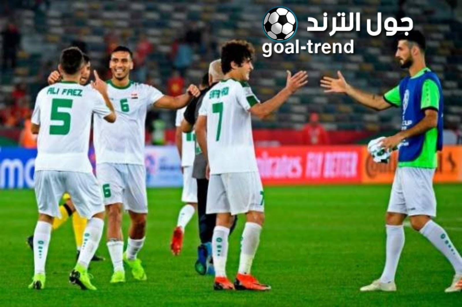 نتيجة مواجهة منتخب تونس ضد العراق يوم الجمعة في مواجهة ودية