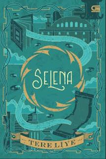 Cover Buku Selena Karya Tere Liye