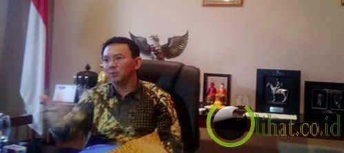 Gubernur DKI Jakarta Basuki Tjahaja Purnama