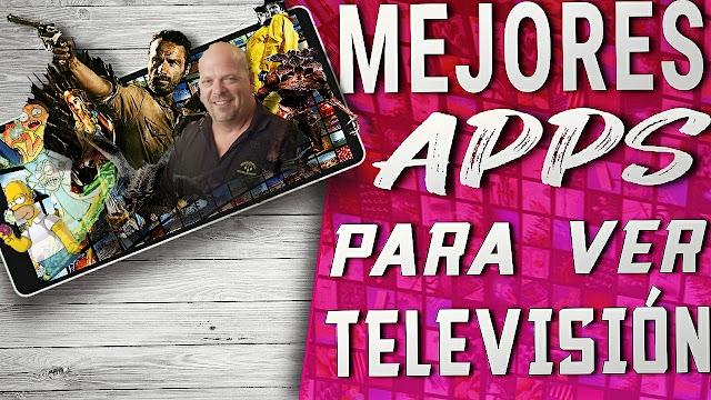 TOP 3 MEJORES APPS PARA VER TV EN ANDROID 2020!!!