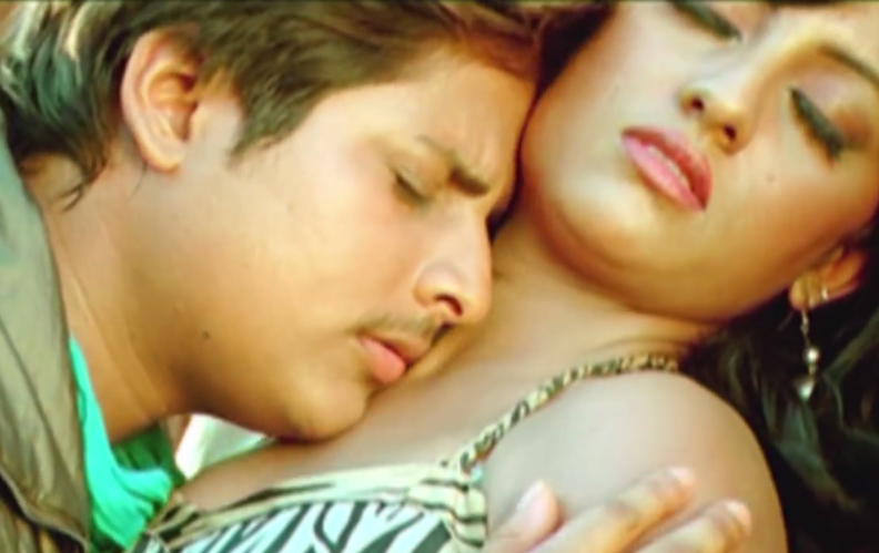 Odia Actress Riya Hot And Bold Scenes - Odia Celebrities-5308