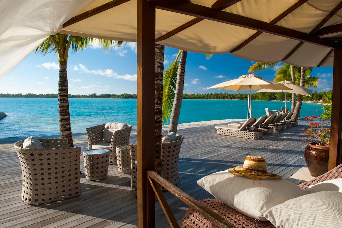 St. Regis Bora Bora Private villa