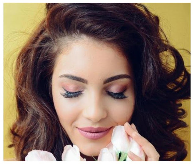 learn about eyelash extensions and see how a pair eyelashes are handmade
