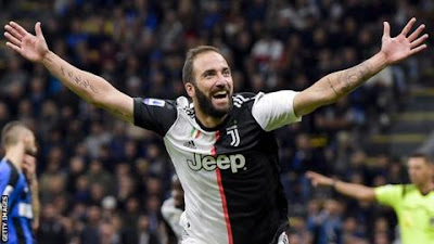 Highlight Inter Milan 1-2 Juventus  6 Oktober 2019