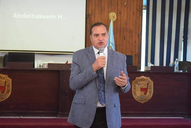 جامعة سوهاج تنظم ورشة عمل تدريبية عن جائزة مصر للتميز الحكومي