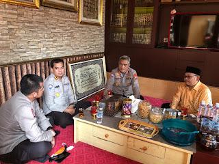 Ketua Umum MUI DKI Jakarta Bersama Dir Binmas PMJ Polda Metro Jaya Lakukan Silaturahmi