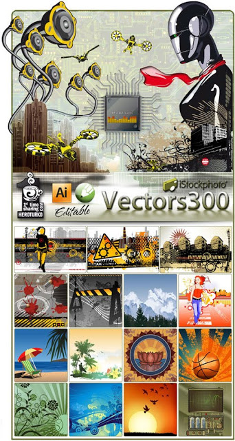 iStockphoto Mega Vector Pack Collection